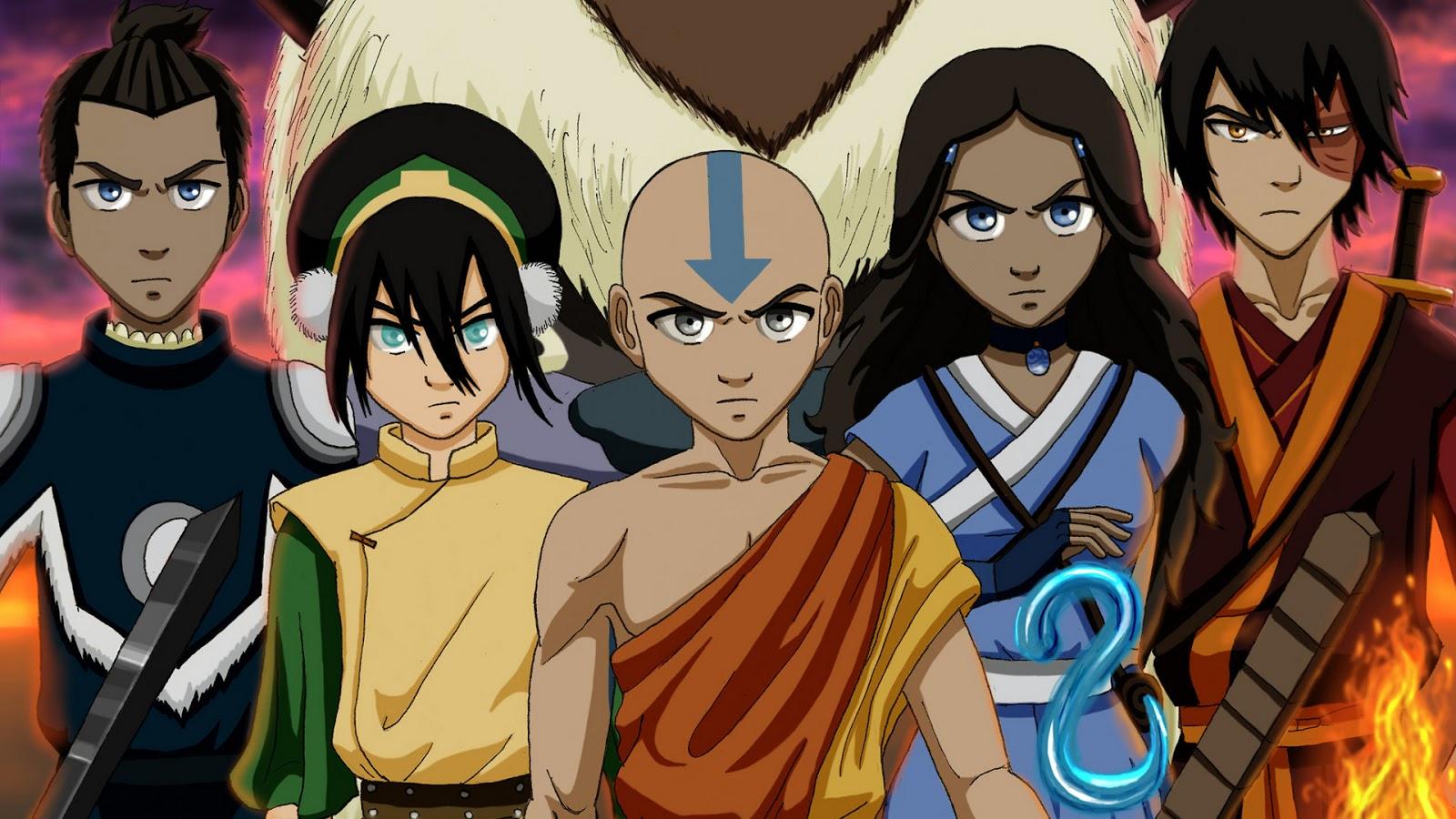 The Wertzone: Avatar: The Last Airbender Franchise Familiariser